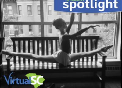 VirtualSC Student Spotlight - Ashley