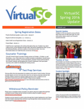 Spring 16 VirtualSC Newsletter