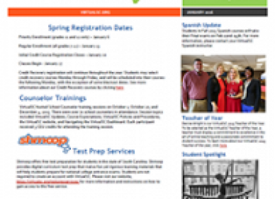 Spring 16 VirtualSC Newsletter