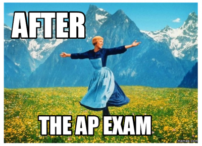 After the AP Exam